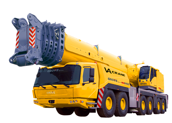 Crane company nj