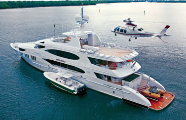 luxury yacht charter in thailand