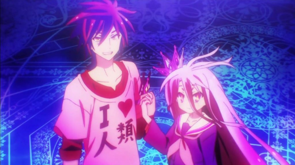 Watch No Game No Life Season 2