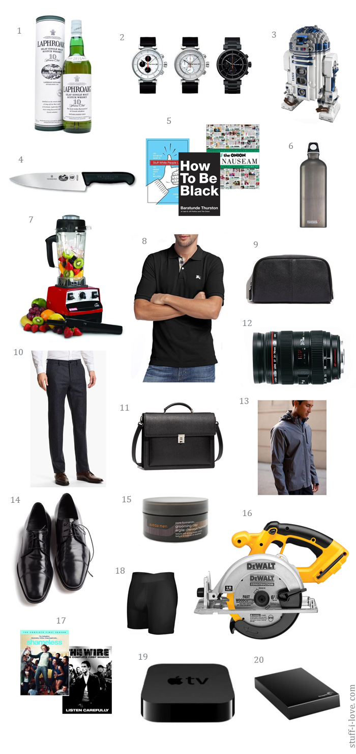 unique gifts for men