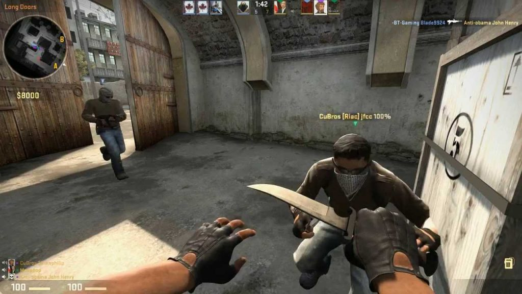 csgo ranked accounts