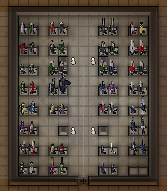 Rimworld base