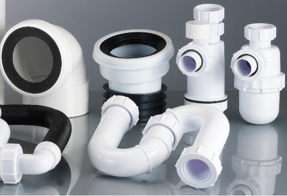 Different Plumbing Pipes
