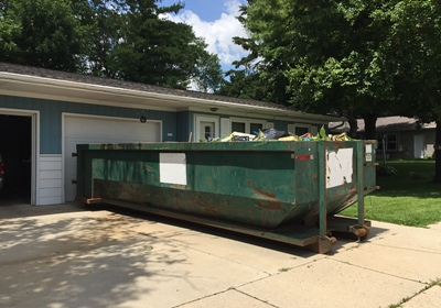 dumpster rental Superior WI