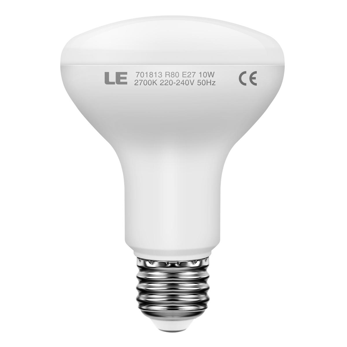 Use LED Bulbs