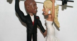 wedding bobbleheads