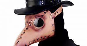 Plague Doctor Halloween Mask