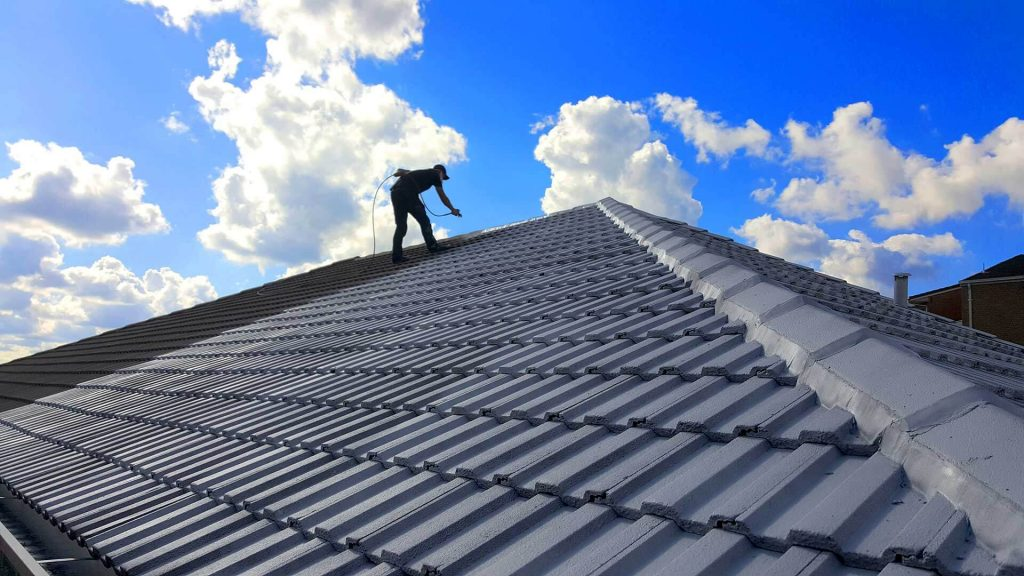 roofing system fixing