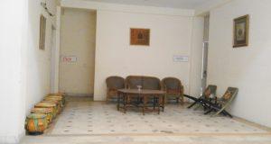 fixed furnishings